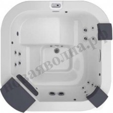 SPA бассейн Jacuzzi Delfi buit-in, 190х190х80 см