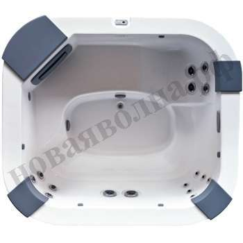 SPA бассейн Jacuzzi Delos built in, 215х190х80 см