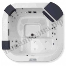 SPA бассейн Jacuzzi Delfi PRO TOP SOUND buit-in, 190х190х80 см
